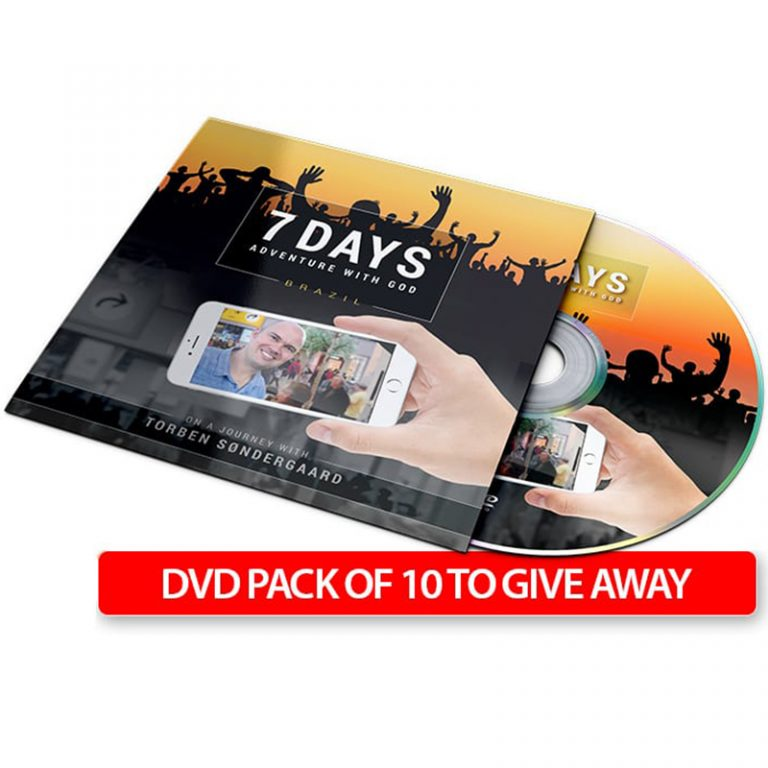 7 days with god 10 pack