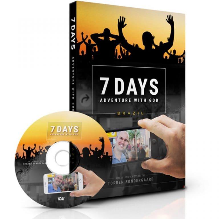 7 days with god