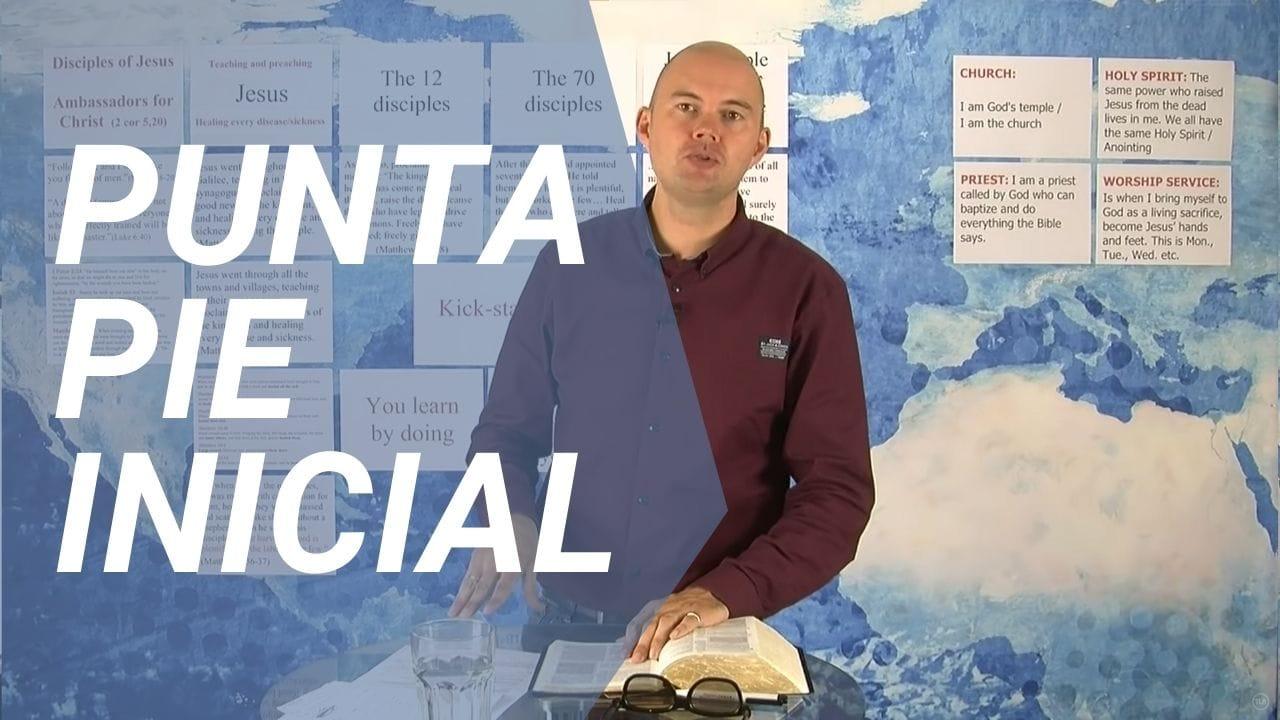Leccion 6 Punta Pie Inicial Escuela Pionera